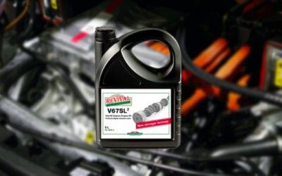 Castrol Revival V67SL2 – med slidbeskyttelse!